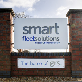 smart fleet solutions sign