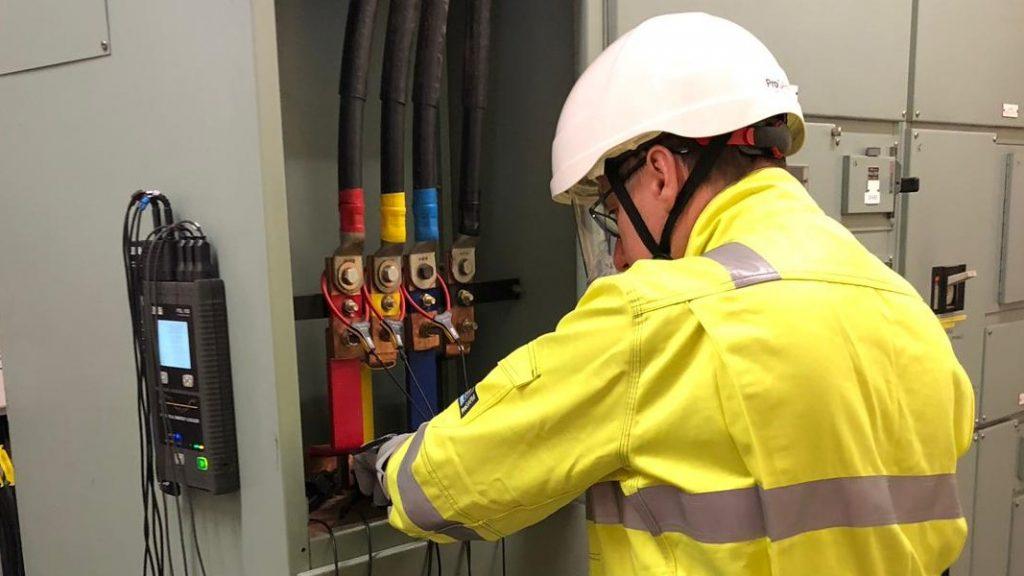 engineer load monitoring staffordshire
